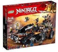 LEGO Ninjago - Dieselnaut (70654)