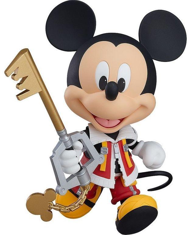 Kingdom Hearts: King Mickey - Nendoroid Figure