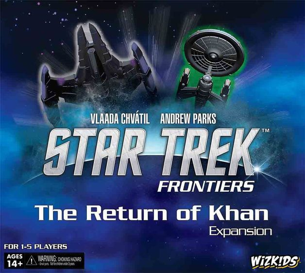 Star Trek: Frontiers - The Return of Khan Expansion