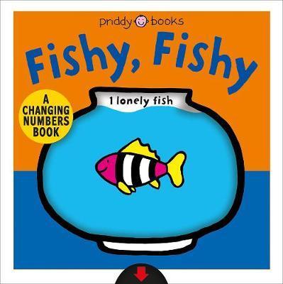 Fishy Fishy by Roger Priddy