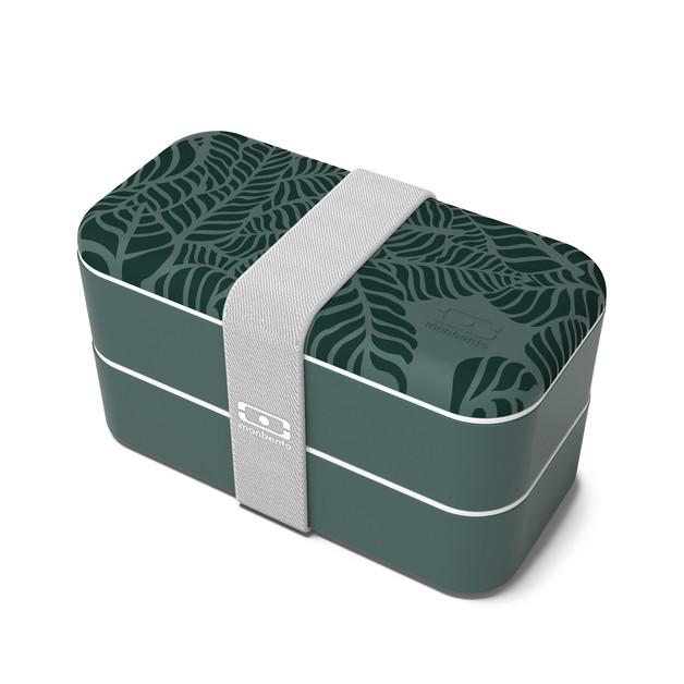 Monbento MB Original Bento Lunchbox - Graphic Jungle