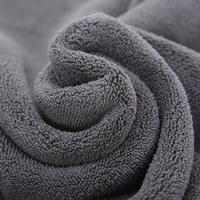 Microfiber Pet Towel - Large (Grey)