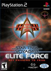 Star Trek Voyager: Elite Force for PlayStation 2
