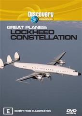 Great Planes: Lockheed Constellation on DVD