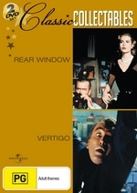 Rear Window / Vertigo on DVD