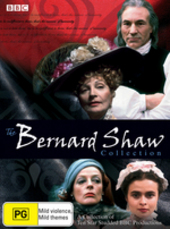 Bernard Shaw Collection, The (8 Disc Box Set) on DVD