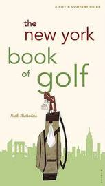 The New York Book of Golf by Nick Nicholas image