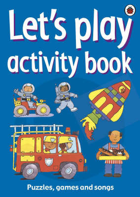 Let's Play Activity Book
