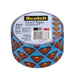 Scotch Superman Duct Tape 48mmx9.14m Pkt1