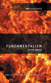 Fundamentalism by Steve Bruce