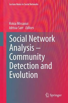 Social Network Analysis - Community Detection and Evolution