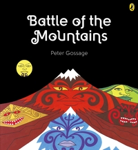 Battle of the Mountains by Peter Gossage