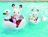 Sylvanian Families: Swan Boat Set