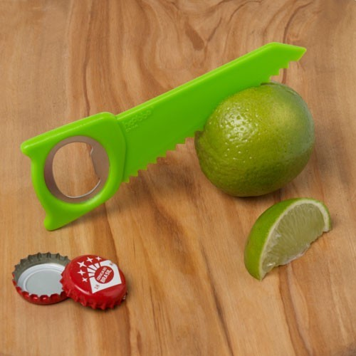 Saw Bottle Opener - by Fred image