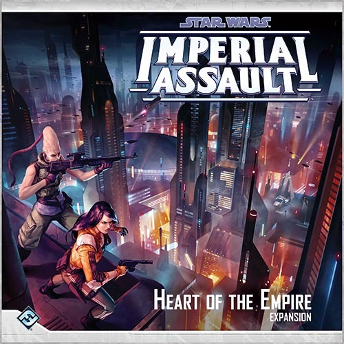 Star Wars: Imperial Assault - Heart of the Empire image