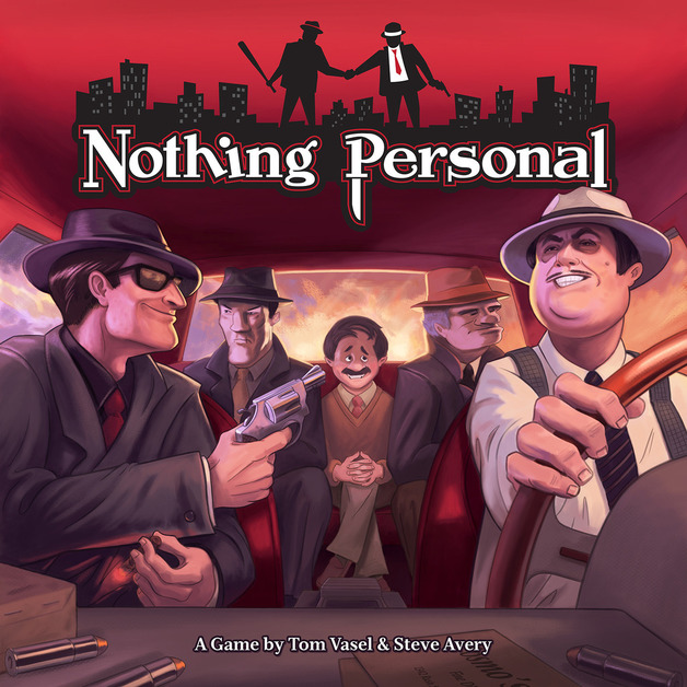Nothing Personal - Board Game