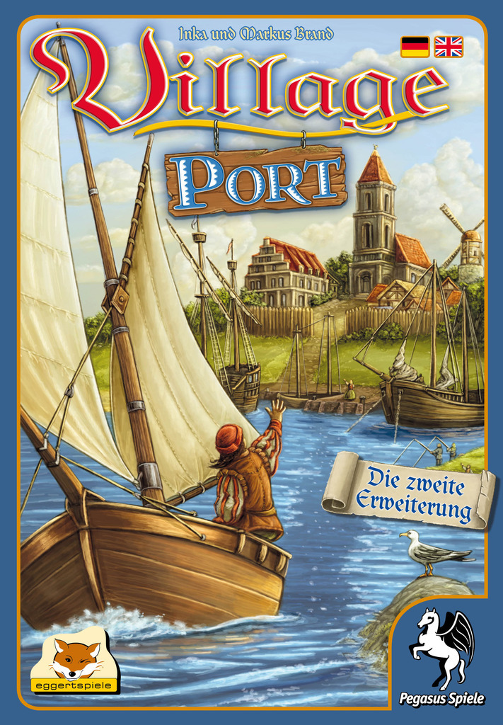 Village Port - Expansion Set image