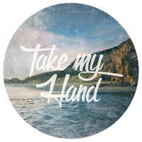 Take my Hand - Art Spot - Large (600mm)
