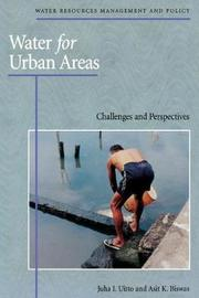 Water for Urban Areas