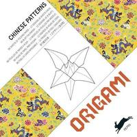 Pepin Press: Origami Book - Chinese Patterns by Pepin Van Roojen