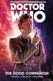 Doctor Who: The Tenth Doctor Facing Fate Volume 3 - Second Chances by Nick Abadzis