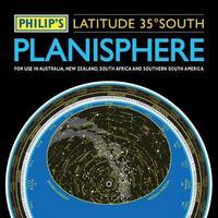 Philip's Planisphere (Latitude 35 South) image