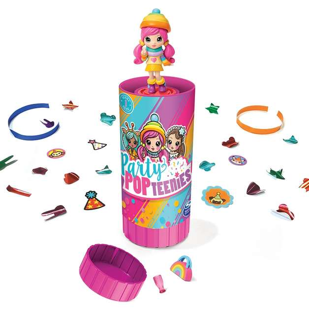 Party Pop: Teenies - Surprise Poppers (Blind Box)