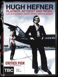 Hugh Hefner: Playboy, Activist And Rebel on DVD