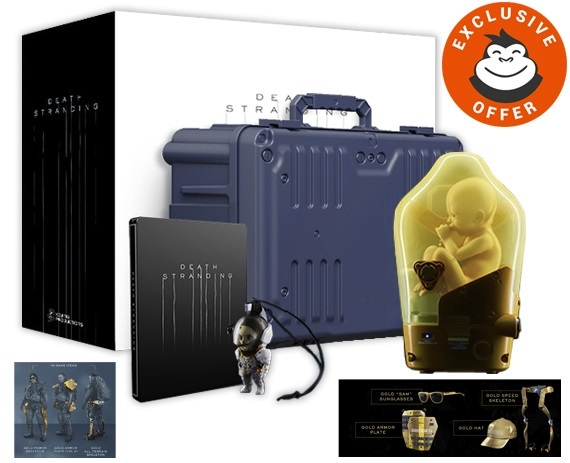 Death Stranding Collector's Edition for PS4