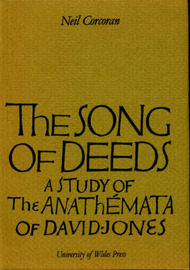 "The Song of Deeds: Study of ""The Anathemata"" of David Jones by Neil Corcoran image"