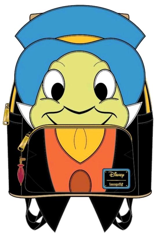 Loungefly: Pinocchio Mini Backpack - Jiminy Cricket