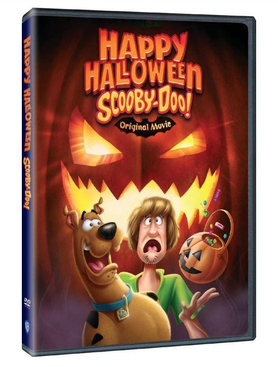 Scooby-Doo: Happy Halloween on DVD