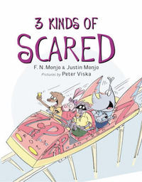3 Kinds of Scared by F.N. Monjo image