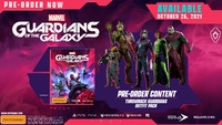 Marvel's Guardians of the Galaxy Cosmic Deluxe Edition for PS5