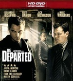 The Departed on HD DVD