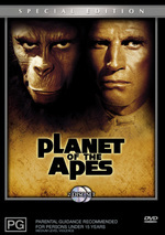 Planet Of The Apes - 35th Anniversary Edition (2 Disc Set) on DVD