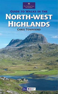 The Guide to Walks in North-West Highlands by Chris Townsend image
