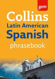 Latin American Spanish Phrasebook image