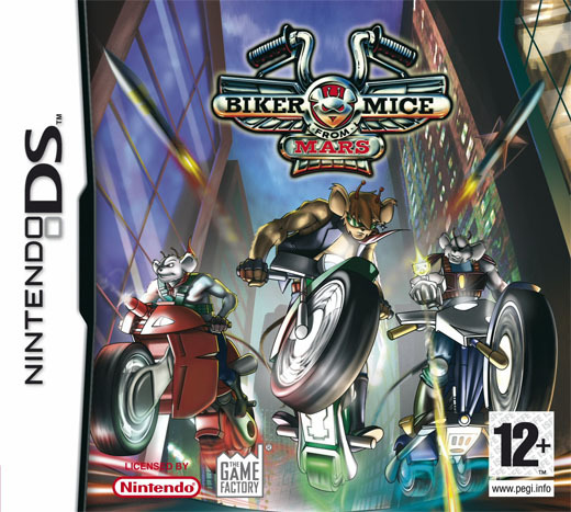 Biker Mice from Mars for Nintendo DS