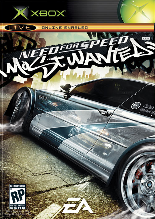 Need for Speed: Most Wanted for Xbox