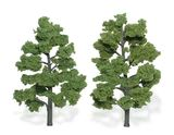 Woodland Scenics Light Green Trees (2 pack Medium)
