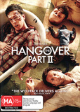 The Hangover Part II DVD