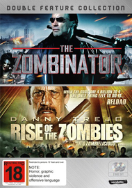 The Zombinator / Rise of the Zombies (2 Disc Set) DVD