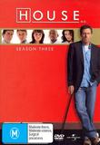 House, M.D. - Season 3 (6 Disc Set) on DVD
