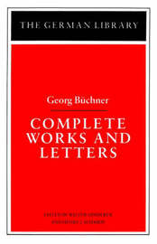 Complete Works and Letters by Georg Buchner image