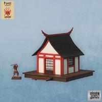 Plast Pre-Cut: Fukei Building - 01