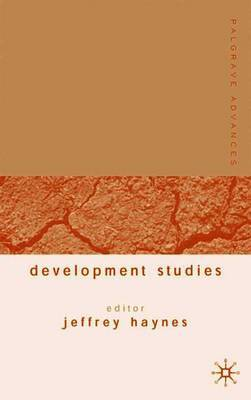 Palgrave Advances in Development Studies image