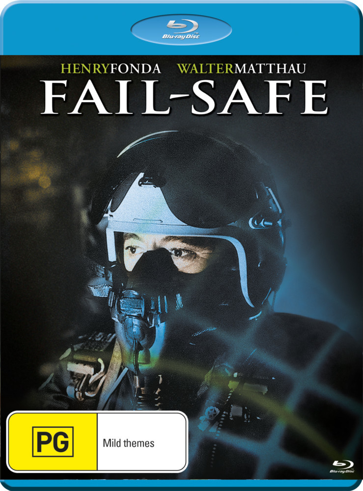 Fail-Safe on Blu-ray image