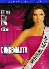 Miss Congeniality - Deluxe Edition on DVD