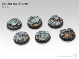 Tabletop-Art: Ancient Machinery Base - (25mm)